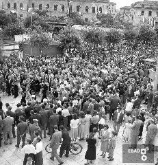 S.S.Cosma e Damiano in processione