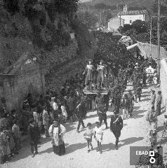 Processione dei S.S. Cosma e Damiano