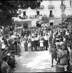 Festa dell'uva in piazza della Repubblica