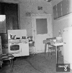 Interno di una cucina
