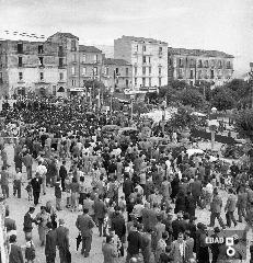 Fiera campionaria dell'agricoltura  e processione dei  SS.Cosma e Damiano